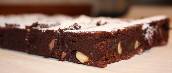 Fruit & Nut Brownies